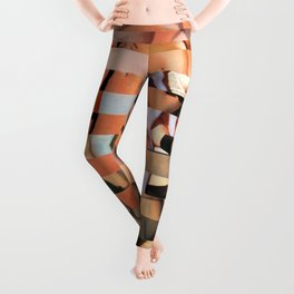 Glitch Pin-Up Redux: Whitney Leggings