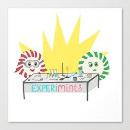 Experimints Canvas Print