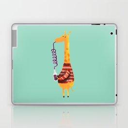 Crazy Straw Laptop & iPad Skin
