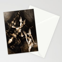 OZONE FISSION ,version 3 Stationery Cards