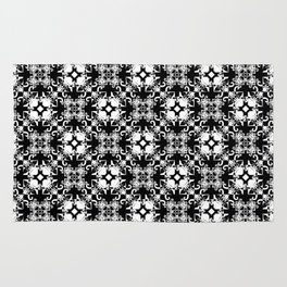 Abstract geometric pattern 1 Rug