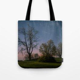 Spring Nights in Sandbanks Tote Bag