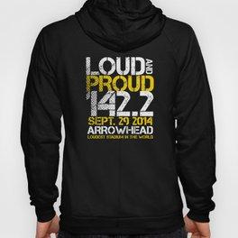LOUD AND PROUD KC Hoody