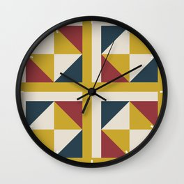 Castle Great Hall Wall Clock