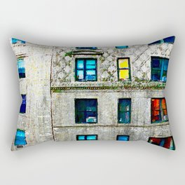 Neighbors Rectangular Pillow