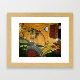 Sunshine Superstar Framed Art Print