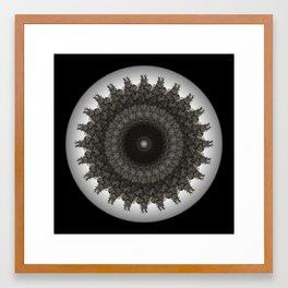 XORB 04 Framed Art Print