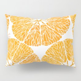 Orange you glad . . . Pillow Sham