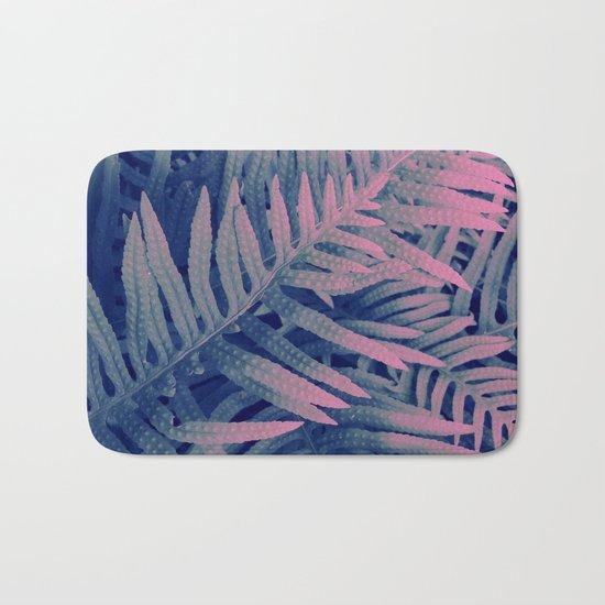 Ferns#3 Bath Mat