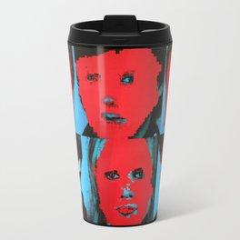 Talking Heads - Remain in Light Travel Mug