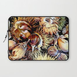 Hazel Nuts and Cob Nuts Laptop Sleeve