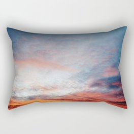 S o n s e t Rectangular Pillow