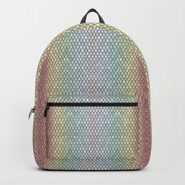 New Rainbow Mermaid Scales Backpack