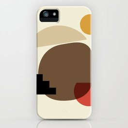 Shapes 2 - africa collection iPhone Case