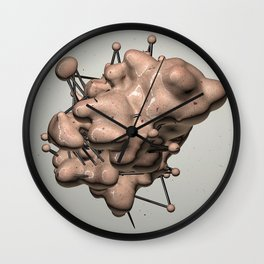 Daily Render #8: Abscission Wall Clock