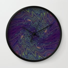 Night Tripper Wall Clock