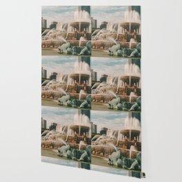 Fountain View 3 Wallpaper