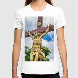 Crucifixion of Jesus T-shirt