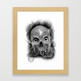owleyes Framed Art Print