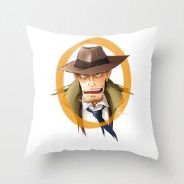 LUPIN III Throw Pillow