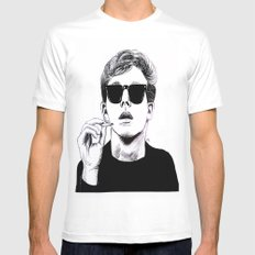 The Breakfast Club Mens Fitted Tee LARGE White