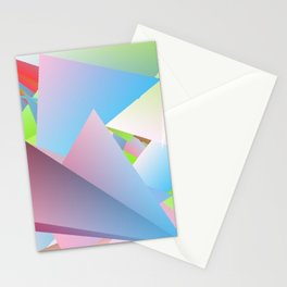 Outdoor Activities 3 Stationery Cards