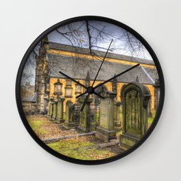 Greyfriars Kirk Edinburgh Wall Clock