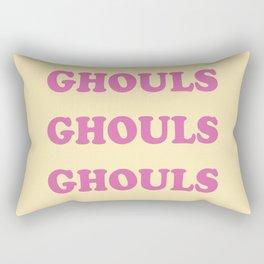 GHOULS GHOULS GHOULS Rectangular Pillow