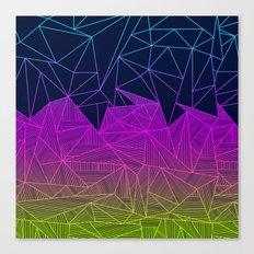 Bailey Rays Canvas Print