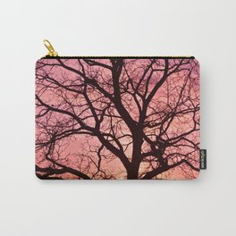 Evening Blush Carry-All Pouch