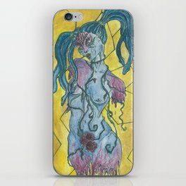 Medusa iPhone Skin