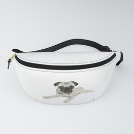 Belle the Pug Fanny Pack