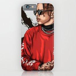Rauw Alejandro iPhone Case