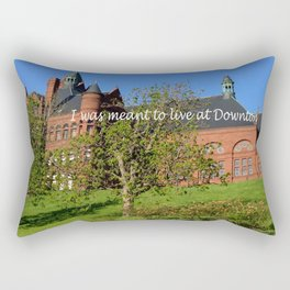 Downton Desire Rectangular Pillow