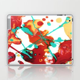 Paint Party 1 Abstract Laptop & iPad Skin