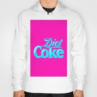 coke Hoodies featuring COKE >>> 1991 by Mark Mayr