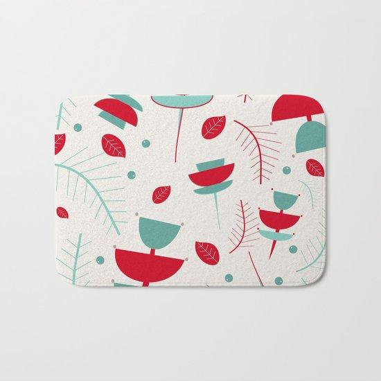 Spring floral #1 Bath Mat