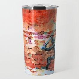 Catanzaro: fountain Travel Mug