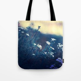 Peaceful Evening Tote Bag