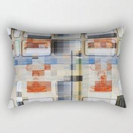 good old 80ies Rectangular Pillow