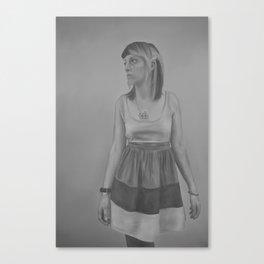 Fran Canvas Print