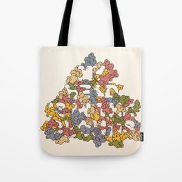 My Head Is In The Clouds #1 Tote Bag