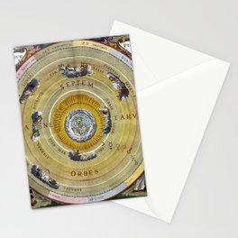 Planisphaerium Ptolemaicum - 1661 Stationery Cards