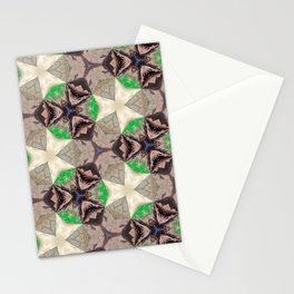 Mix of Mutated Patterns Var. 7 Stationery Cards