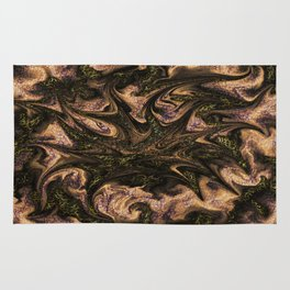 Into the Maelstrom Rug