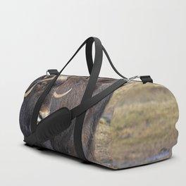 Arctic Muskox Duffle Bag