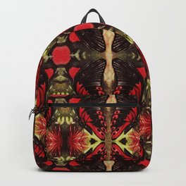 Butterfly Bright Backpack