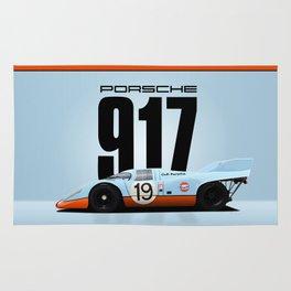 917-026 (031) - Gulf Racing Rug