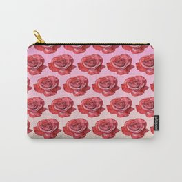 Roses are Red, Violets are Violet? Carry-All Pouch