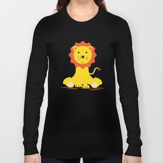 Small lion Long Sleeve T-shirt